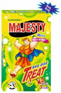 Majesty Rag Bag Treat