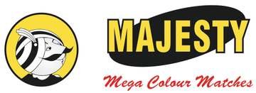 Majesty Mega Colour Matches