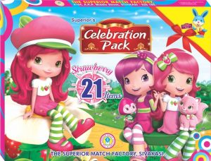 Strawberry Celebration Pack