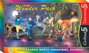 Kids wonder pack